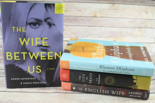 Book of the Month December 2017 Review