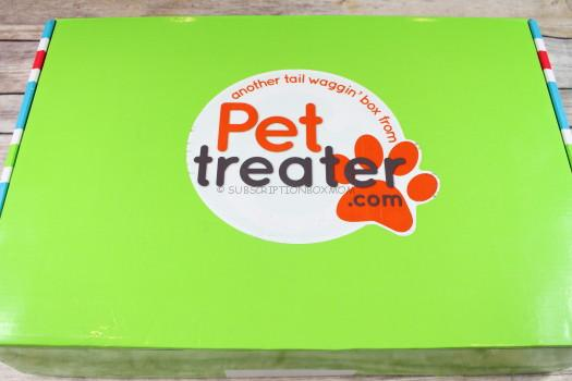 Pet Treater Box December 2017 Review