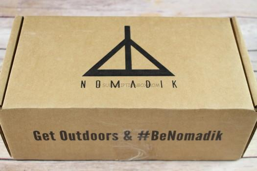 Nomadik December 2017 Review
