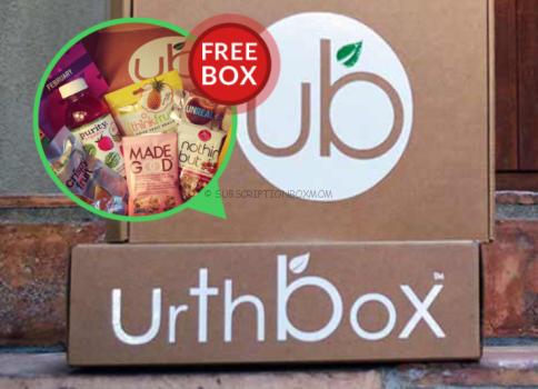 Urthbox December 2017 Coupon