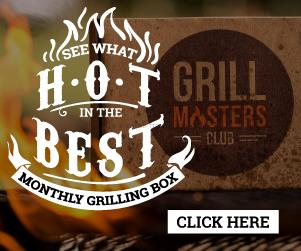 Grill Masters Club January 2018 Coupon