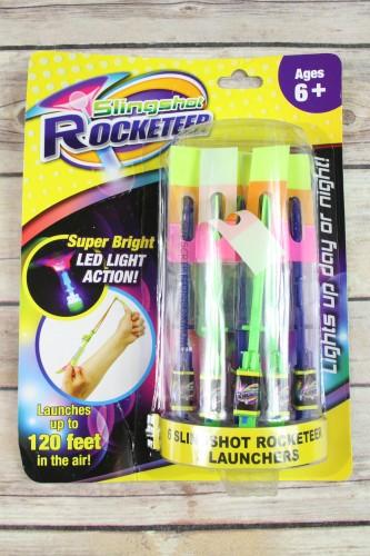 Slingshot Rocketeer