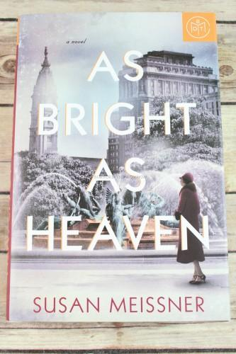 As Bright as Heaven by Susan Meissner - Judge Stacey Armand