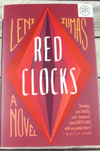 Red Clocks by Leni Zumas - Judge Cristina Arreola