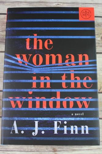 The Woman in the Window by A.J. Finn - Judge Elizabeth Sile