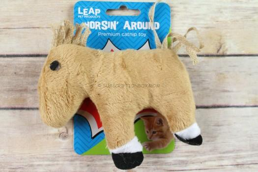 Leap Rodeo Horse