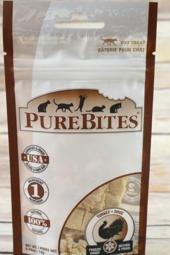PureBites Freeze Dried Turkey Treats
