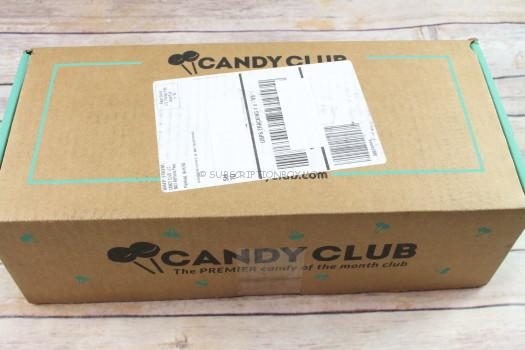 Candy Club January 2018 Review