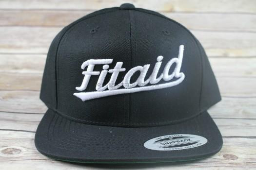 FITAID Hat Snapback Hat