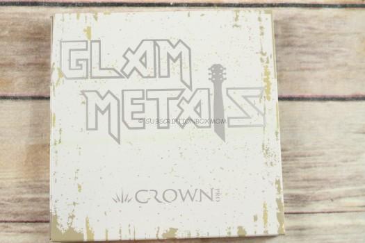 Crown Glam Metals Palette
