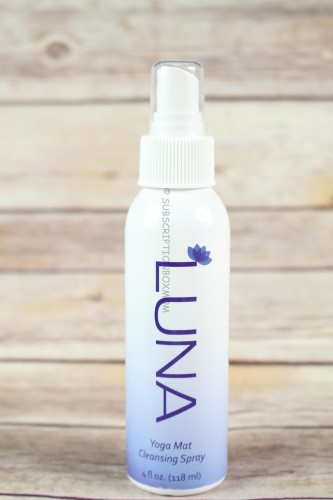 Luna Cleansing Spray and Microfiber Towel