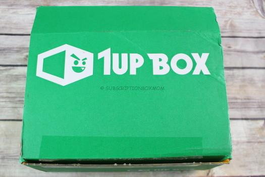 1Up Box January 2018 Review