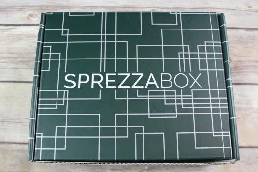 SprezzaBox January 2018 Review