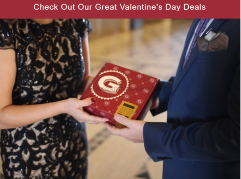 Gentleman's Box Valentine's Day 2018 Coupons