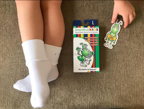 Smart Knit Kids socks
