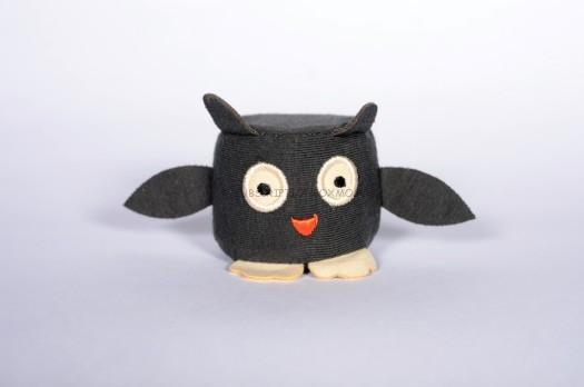 Yogibo owl stress ball toy