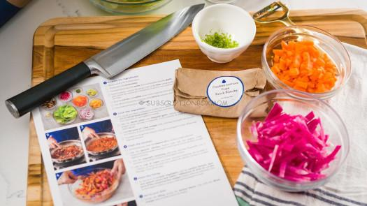 Blue Apron + Whole30