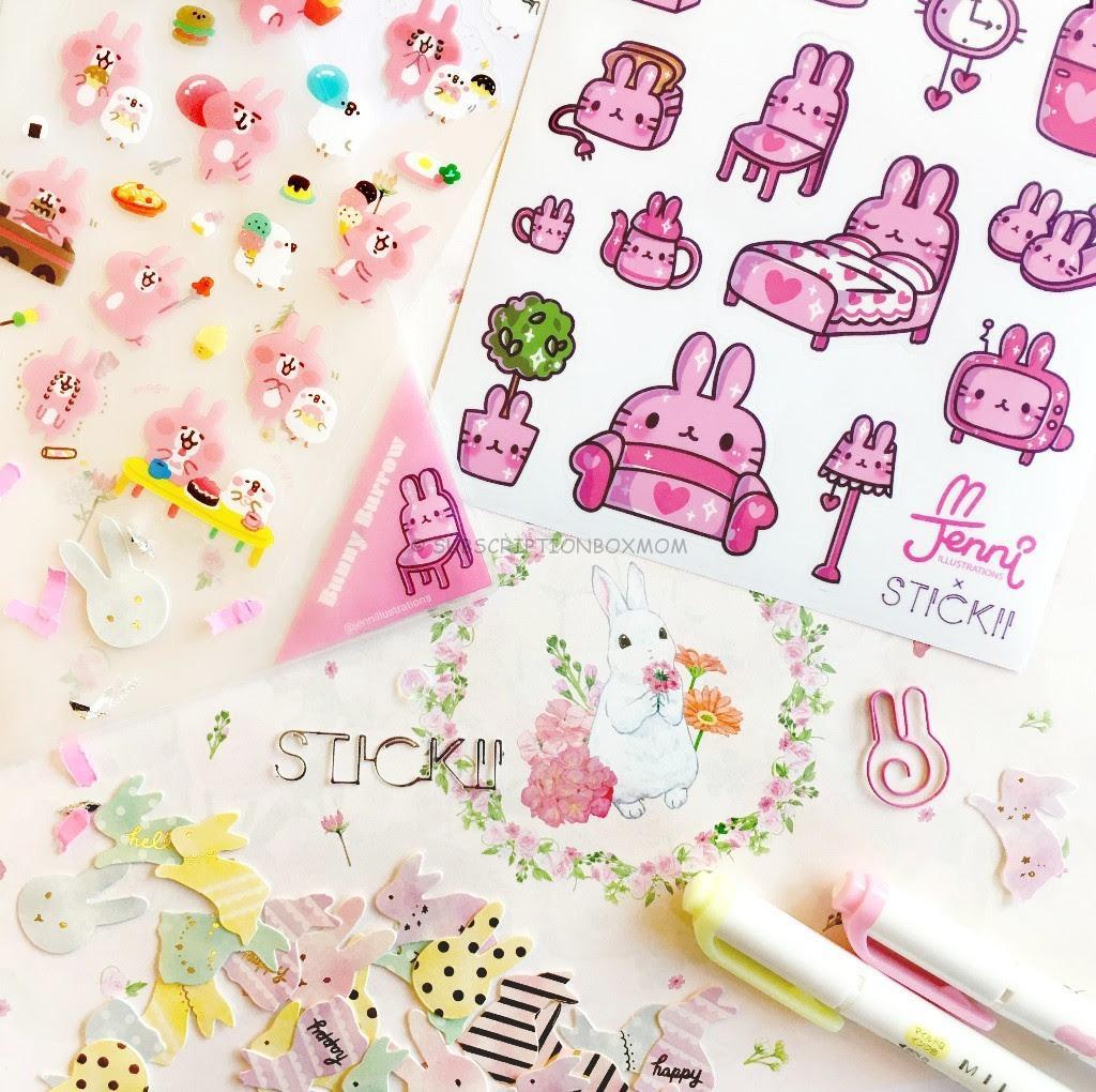 Cute Pack January 2018