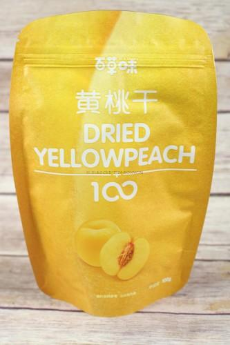 Be & Cheery Dried Yellow Peach