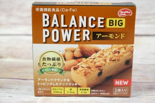 Healthy Club Whole Grain Biscuit Almond Flavor