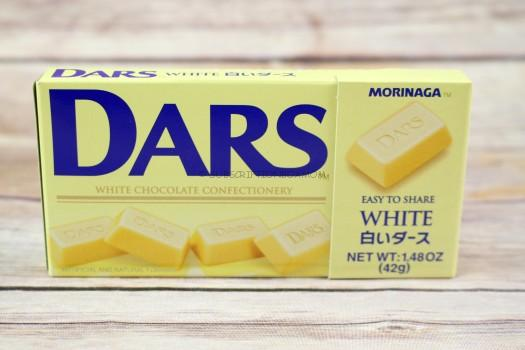 Morinaga Dar's White Chocolate
