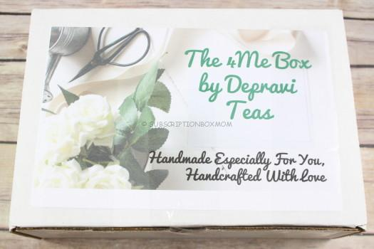 4Me Boxes by Depravi Teas February 2018 Review