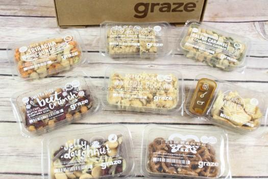 January 2018 Graze Review