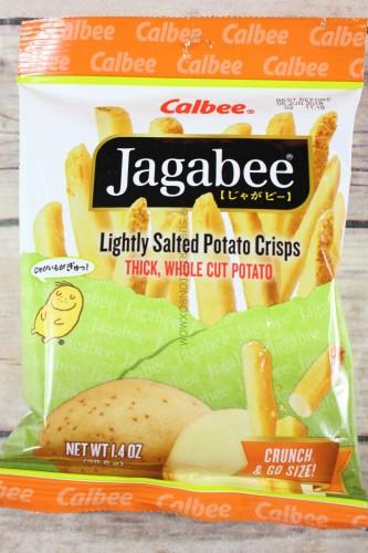 Calbee Jagabee Lightly Salted Potato Sticks