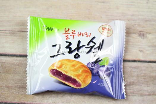 Cheong Woo Grandshell Blueberry Sandwich Pie