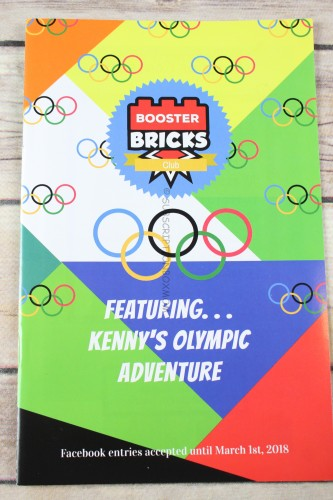 Kenny's Olympic Adventure