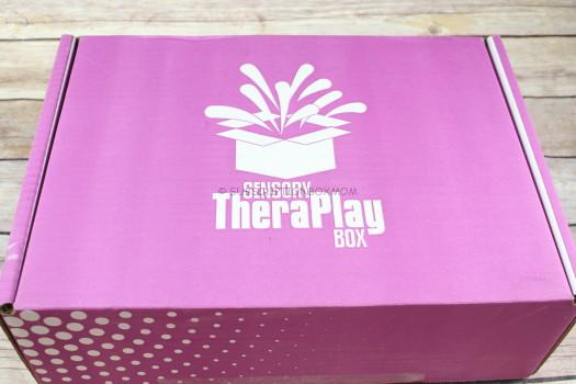 Sensory TheraPlay Box February 2018 Review