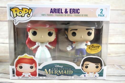 The Little Mermaid Ariel & Eric Funkos