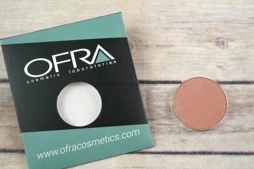 Ofra Cosmetics Pop-Up Palette $19.00 with blush