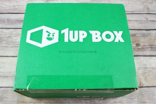 February 2018 1Up Box Review