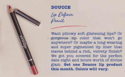 DOUCCE Lip Definer Pencil