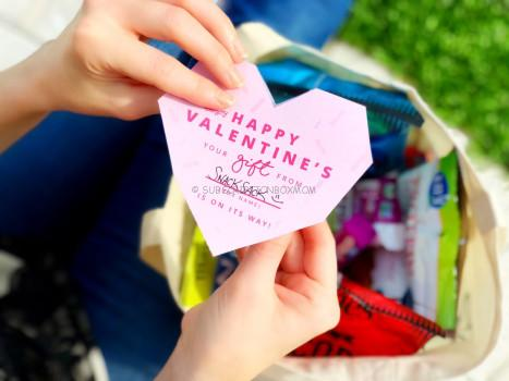 SnackSack Valentine's Day 2018 Coupon Code