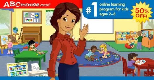 ABC Mouse Online Learning Academeny