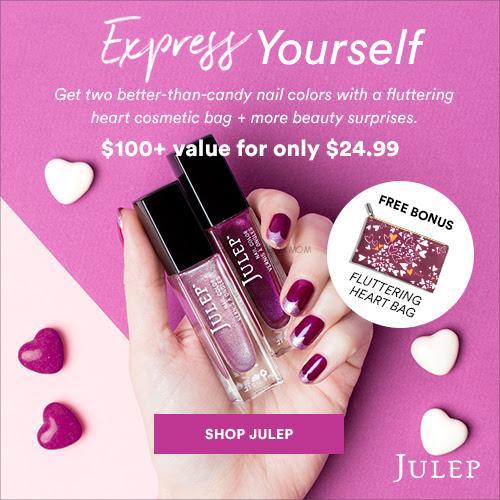 Julep Maven Express Yourself Valentine Mystery Box