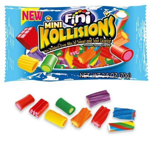Kollisions Chewy Candy