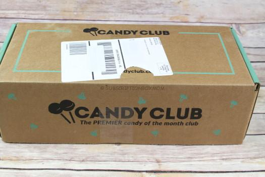 Candy Club March 2018 Review