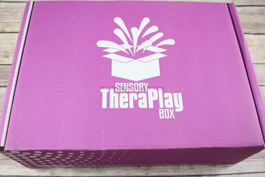 Sensory TheraPlay Box March 2018 Review
