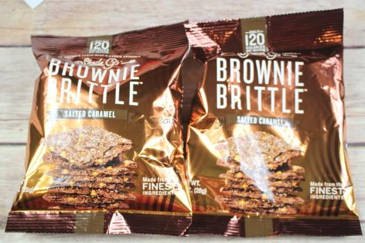 Sheila G's Salted Caramel Brownie Brittle