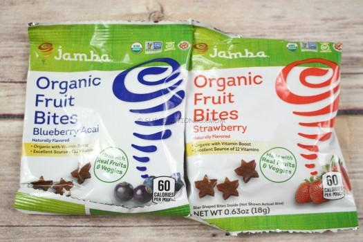 Jamba Organi Fruit Bites