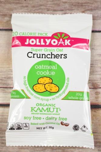 Jollyoak Super Grain Oat Crunchers Oatmeal Cookie