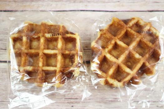 Julian's Recipe Belgian Pastry Waffles