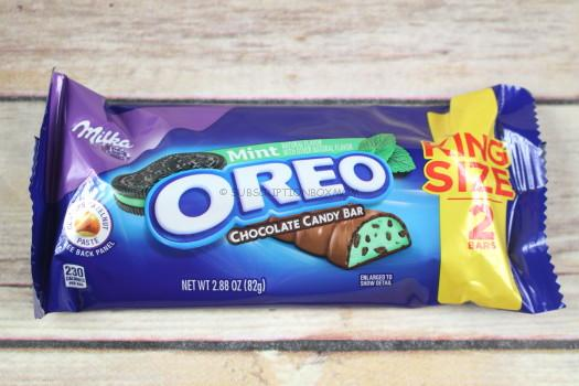Mint OREO Chocolate Candy Bar