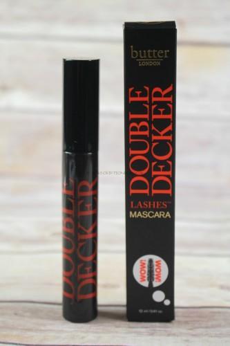 Butter London Double Decker Lashes Mascara