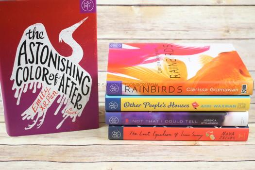 Book of the Month March 2018 Review