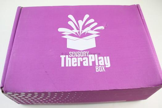 Sensory TheraPlay Box April 2018 Review