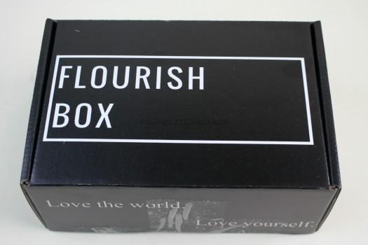 Thread and Flourish FlourishBox April 2018 Review